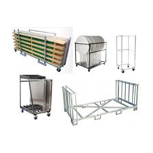 Trolleys og transportudstyr