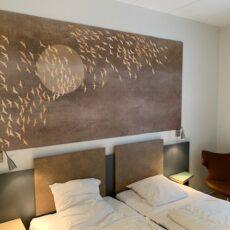 Fremstilling hotelværelse